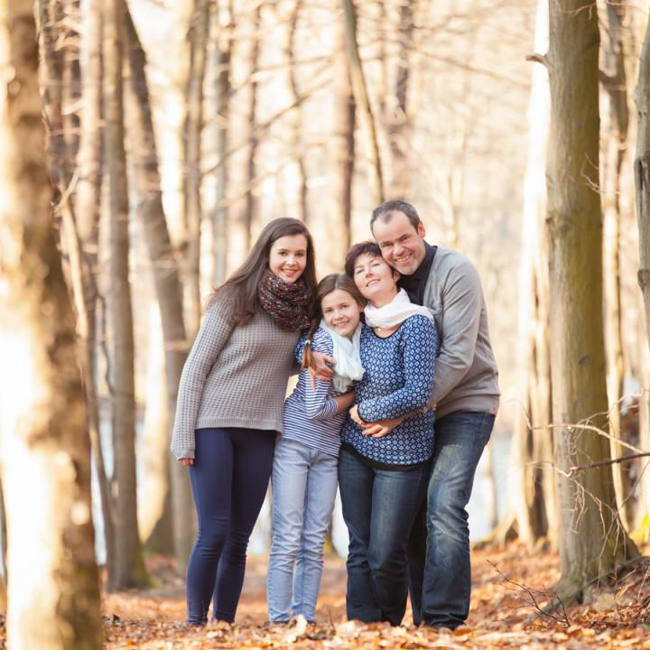 Familien Portraits