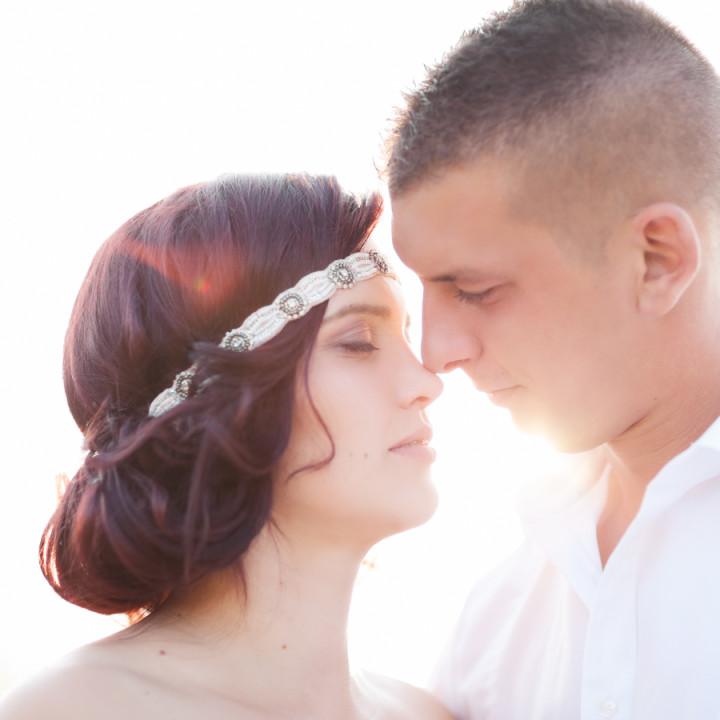 Ein ganz besonderes Brautpaar-Shooting...
